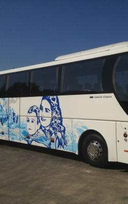 Bus da 64 posti
